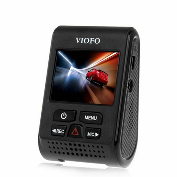 VIOFO A119S-G V2 Version 2 Inch Car Dashcam 6G F1.6 Lens Video 135 Degree Car DVR With GPS Function