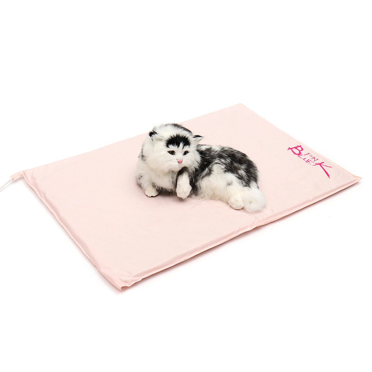 Pet Mat Waterproof Electric Dog Cat 3 Modes Heating Pad Warmer Heater  Blanket Bed