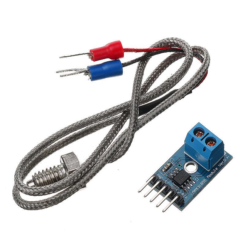 MAX31855 Module + K Type Thermocouple Thermocouple Sensor SPI Digital Signal For Arduino UNO Mega