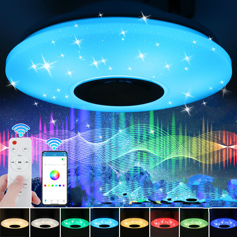 AC220V Dimmable LED Starry Sky
