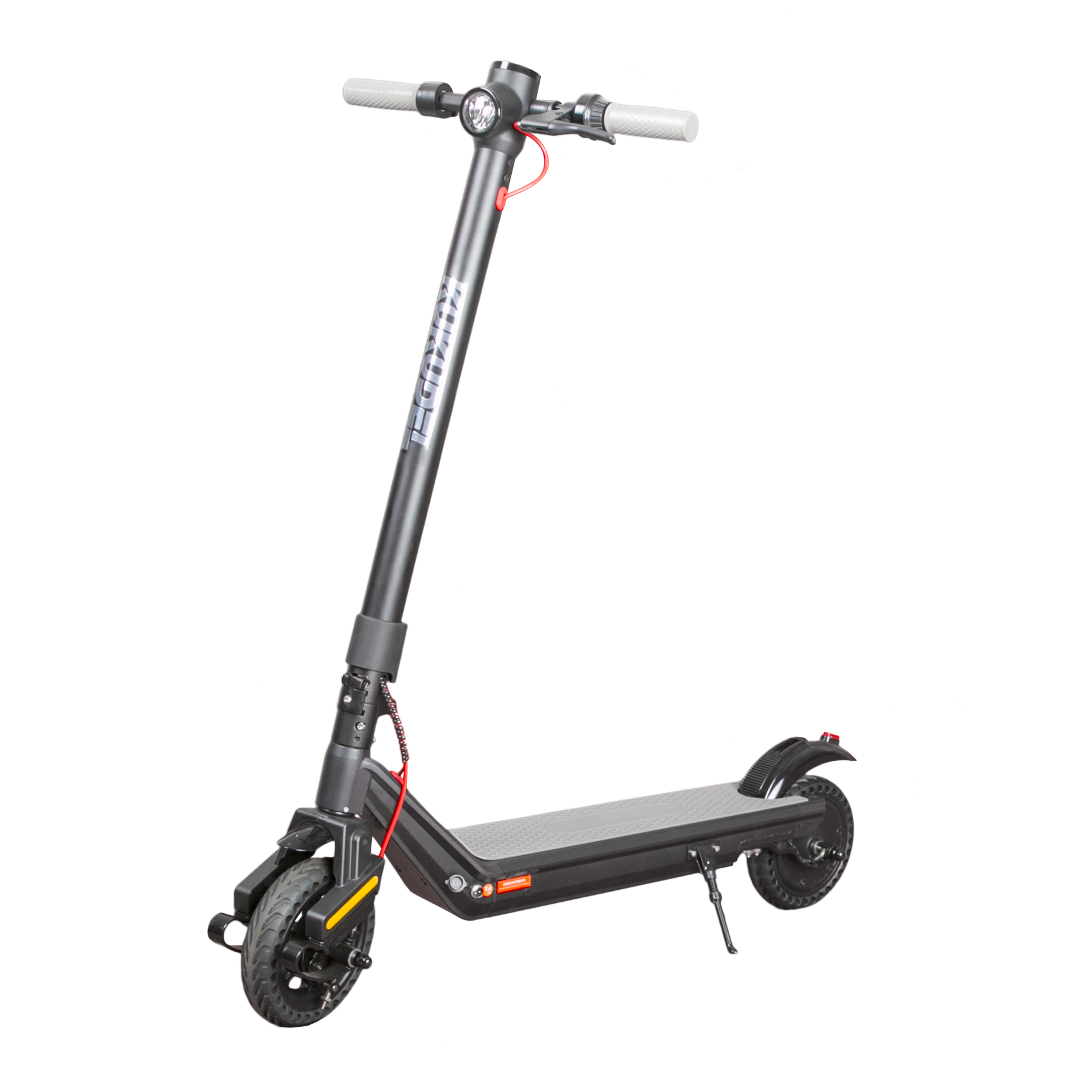 [EU DIRECT] KUKUDEL 856P Electric Scooter 36V 10Ah Battery 380W Brushless Motor 30Km/h Max Speed 35-40Km Mileage 100Kg Max Load 8.5Inch Scooter