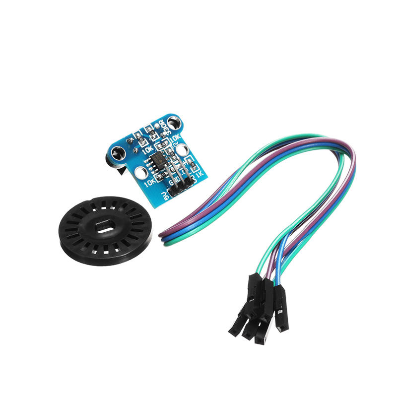 3Pcs H206 Photoelectric Counter Counting Sensor Module Motor Speed Board Robot Speed Code 6MM Slot Width