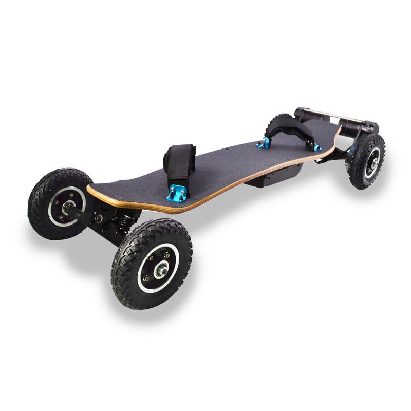 JKING H2C-01 2x1650W 36V 11AH 10S5P Brushless Motor Dual Belt Motor Off-road Skateboard