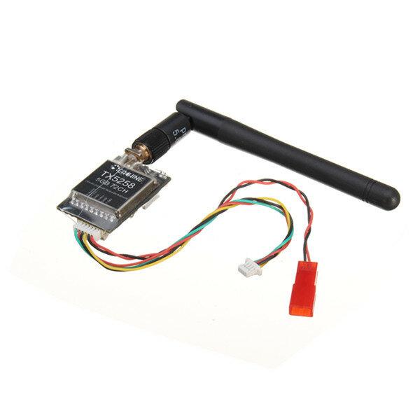 Eachine TX5258 5.8G 72CH 25/200/500/800mW Conmutable Transmisor FPV Soporta Configuración OSD