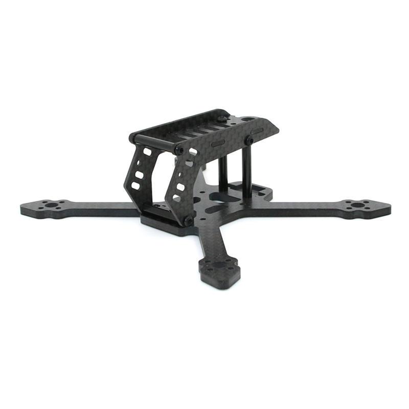 SPC Maker 110VT 110mm FPV Racing RC Drone Frame Kit Carbon Fiber 3mm Arm Support RunCam Micro Swift Cam