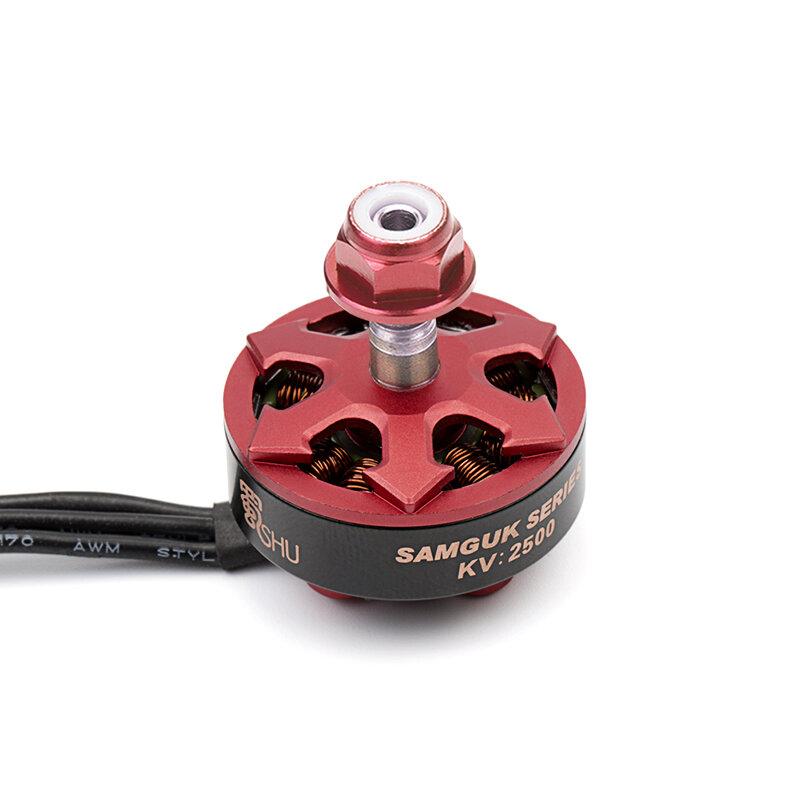 DYS Samguk Series Shu 2306 2250KV 2500KV 2800KV 3-4S Brushless Motor for RC FPV Racing Drone