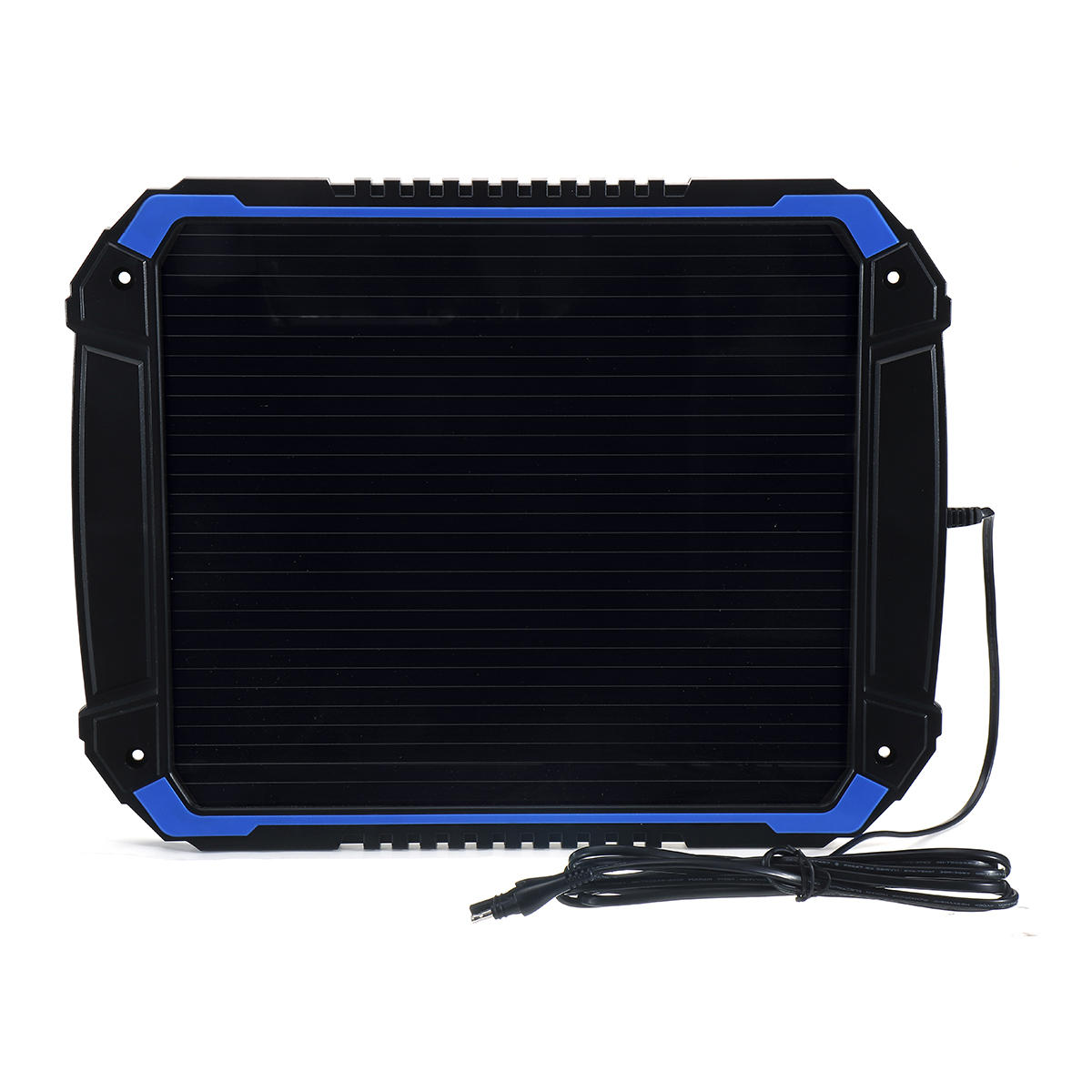 4 8W 18V Portable Solar Panel Power Battery Charger Backup for Automotive  Motorcycle Boat Marine RV etc