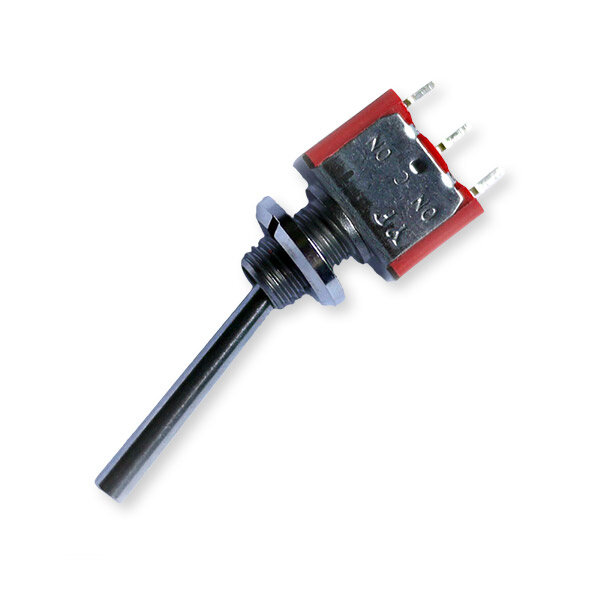 FrSky Taranis X9D Plus Q X7 Transmitter 3 Position Long Toggle Switch for RC Drone FPV Racing
