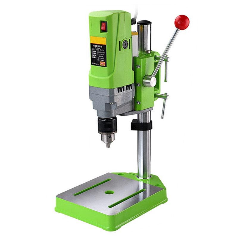 MINIQ BG-5156E Bench Drill Stand 710W Mini Electric Bench Drilling Machine Drill Chuck 1-13mm