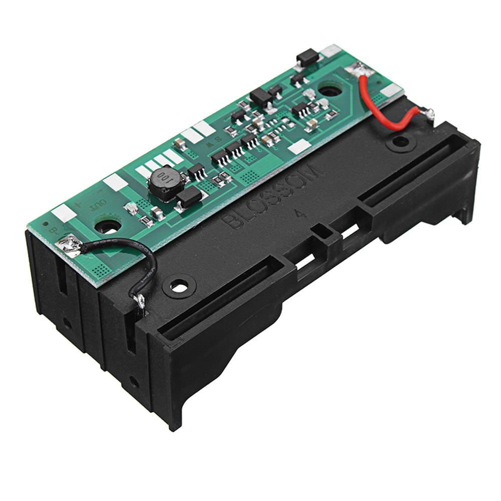 Arduino scm & diy 3pcs 18650 Lithium Battery Boost Module 12V Charging UPS Uninterrupted Protection Integrated фото