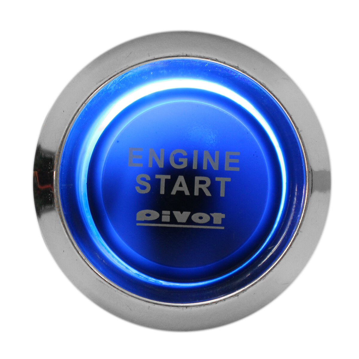 Bright Illumination Car Engine Start Push Button Ignition Starter