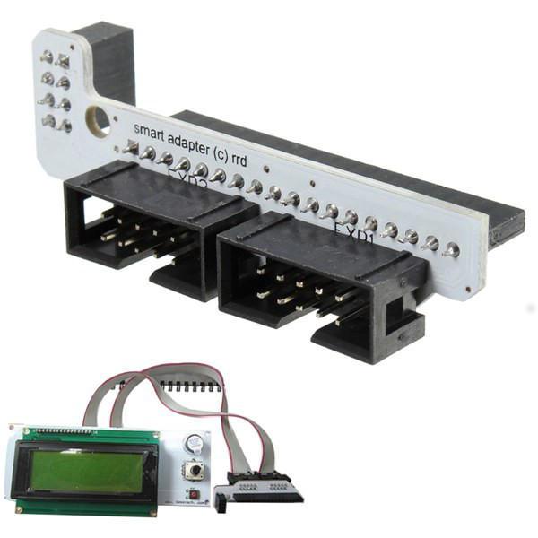 3D Printer Ramps 1.4 LCD2004/12864 Controller Smart Adapter Module