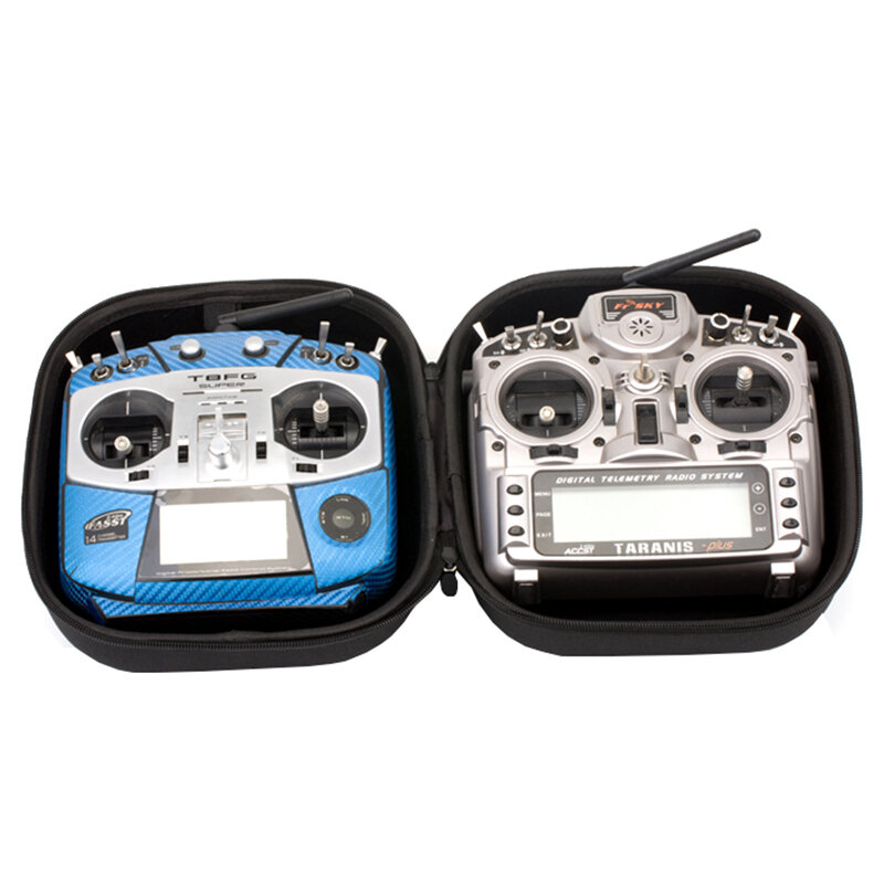 RC Remote Control Transmitter Bag for FUTABA T14SG T8FG JR Frsky Taranis X9D PLUS Transmitter