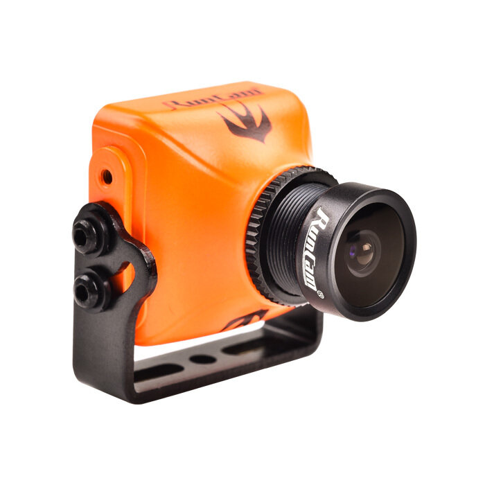 RunCam Swift 2 1/3 CCD 600TVL PAL FOV 130/150/165 Degree 2.5mm/2.3mm/2.1mm Micro FPV Camera OSD MIC