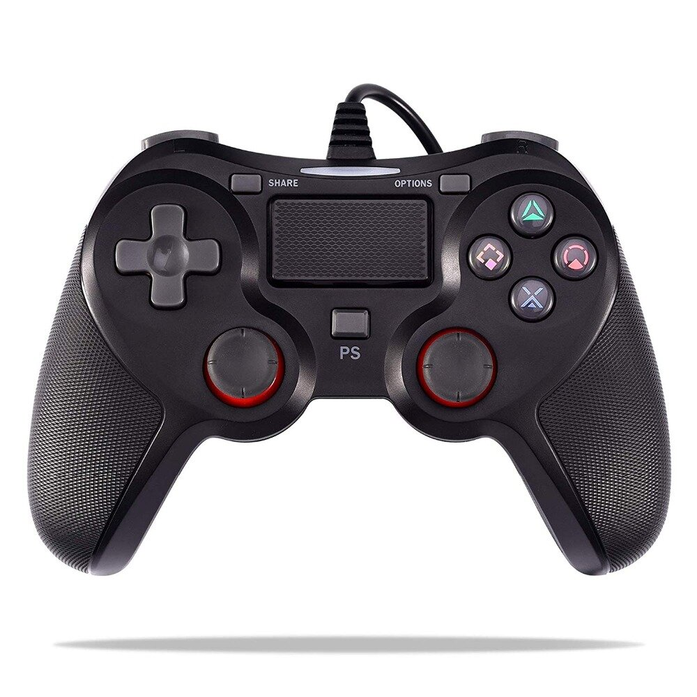 Wired Vibration Game Controller 15m Usb Ps4 Gamepad For Playstation 4 Ps4 Slim Ps4 Pro Playstation 3 Game Console