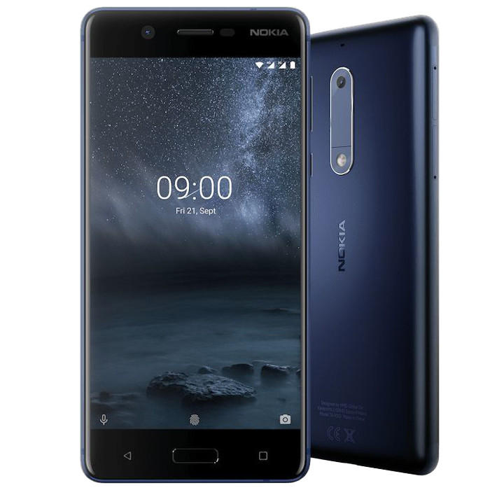 lowest price d0064 2d4bb NOKIA 5 Global Version 5.2 inch Fingerprint Android 9 2GB 16GB Snapdragon  430 Octa Core 4G Smartphone