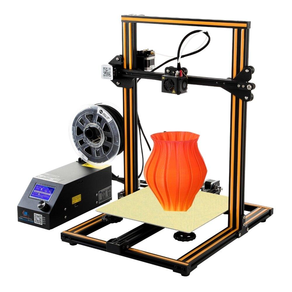 Creality 3D® CR-10 DIY Принтер  Набор 3D-принтера 3D комплект принтера 300 * 300 * 400мм Размер печати 1.75mm 0.4mm сопла