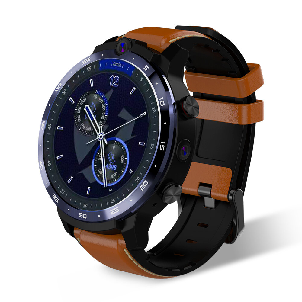 LEMFO LEM12 Pro 4G Phone Watch