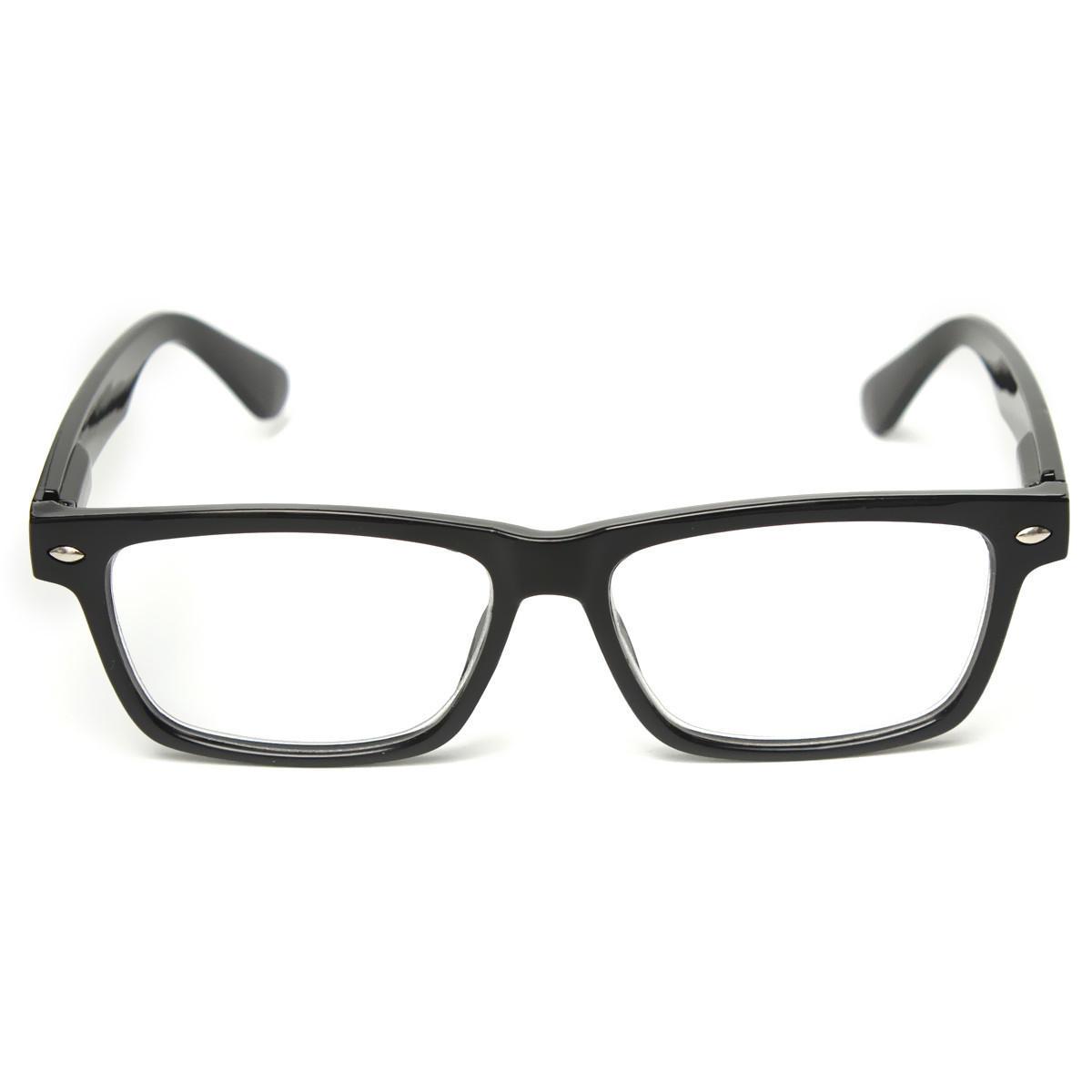 Kacamata Baca Hitam Nyaman Presbyopic Border Strength 1.0 1.5 2.0 2.5 3.0 3.5 4.0