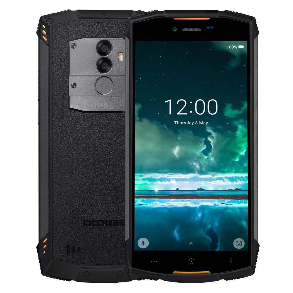 DOOGEE S55 Lite 5.5 Inch IP68 5500mAh Quick Charge 2GB RAM 16GB ROM MTK6739 Quad Core 4G Smartphone