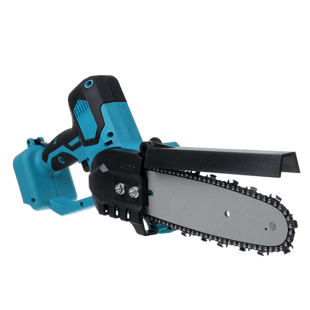 8 Inch Chainsaw Portable Cordless Electric Chain Saws Woodworking Power Tool For...