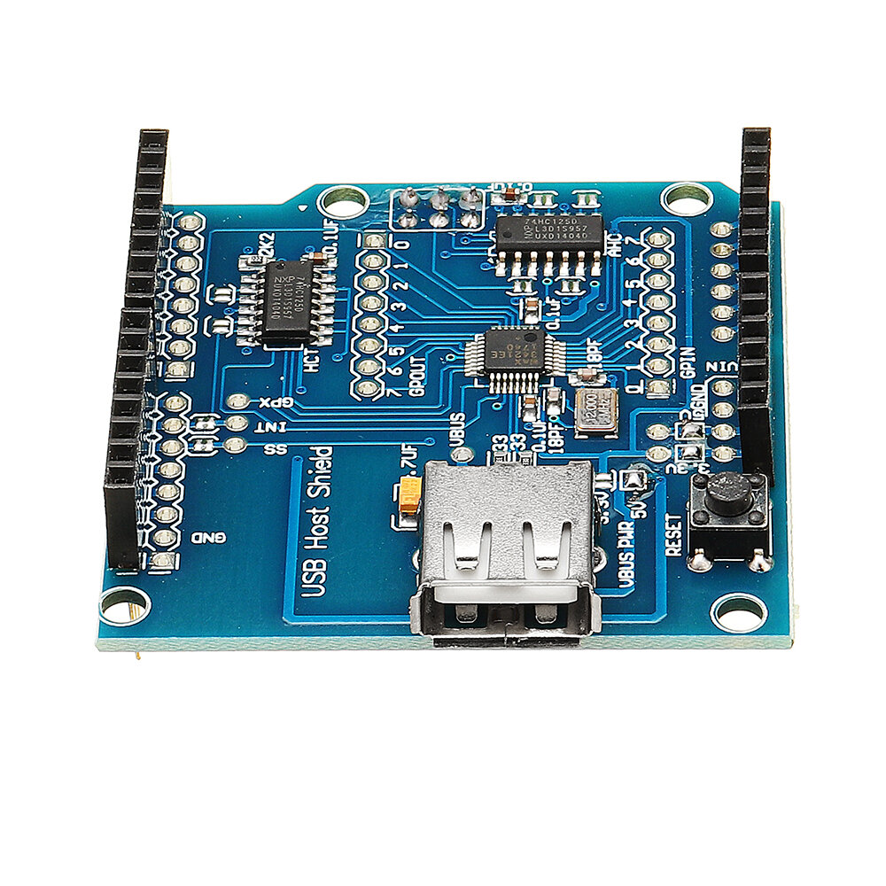 Arduino Compatible ADK Shield Module For Android Rev 2.3