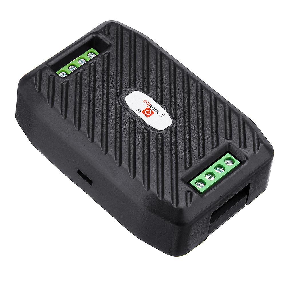 DC 0-300V 10A Voltmeter PZEM-003 Communication Wireless Module RS485 Modbus Voltage Current Power Energy Detector