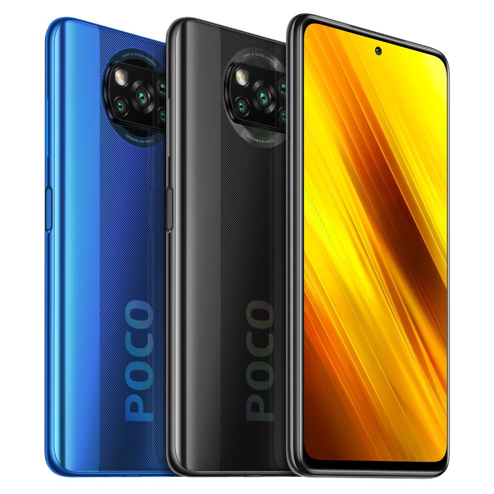 POCOX3GlobalVersion6+128G Smartphone