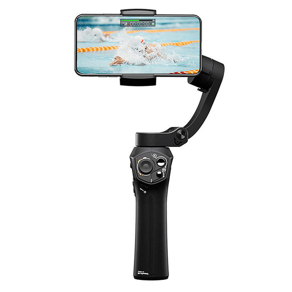 Snoppa Folding Mobile Phone 3-Axis Handheld bluetooth Gimbal Stabilizer for Gopro Camera