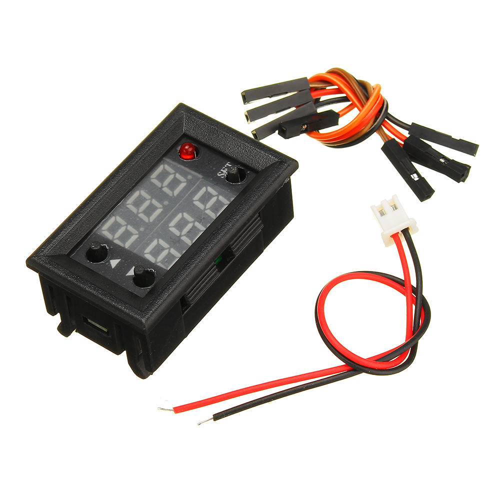 3pcs Signal Generator PWM Pulse Frequency Duty Cycle Adjustable Module With  LCD Display 1Hz-160Khz 4V-30V 5mA-30mA