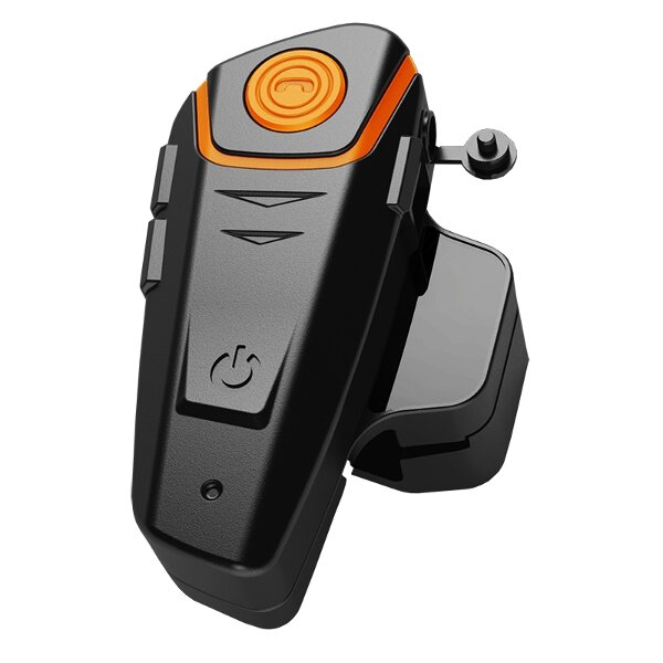 BT-S2 1000m Motorcycle Helmet Intercom Waterproof For Wired Wireless Helmet