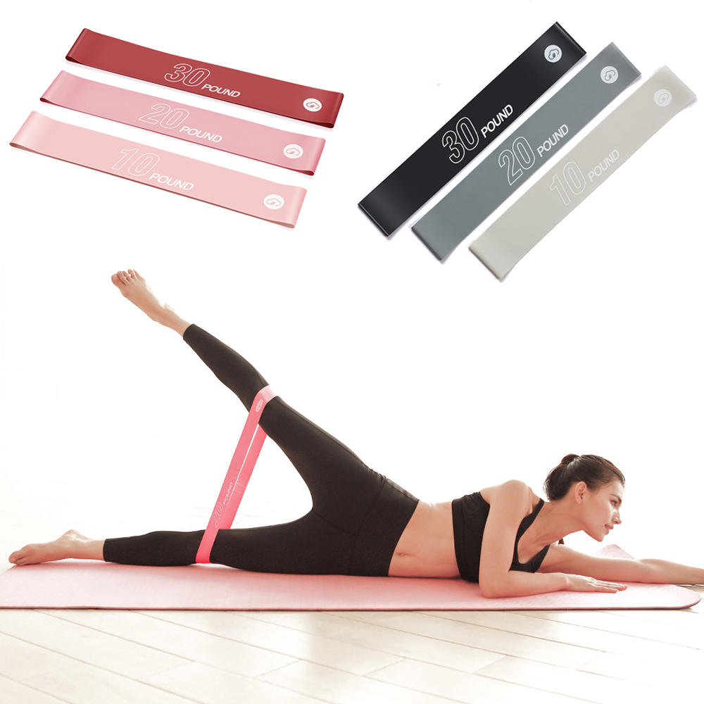 Specifications:ItemYUNMAI Elastic Loop Sets From Xiaomi YoupinMaterialNatural LatexType10LB / 20LB /30LBSize10LB: 600*50*0.4MM20LB: 600*50*0.7MM30LB: 600*50*1.0MMItem Weigth11g / 22g / 32gUsageSports Fitness. Abdomen / Arm Slimming, Legs Beauty, Hip LiftingFeatures:1. Small elastic loop sets can be used anytime and anywhere.2.The elastic loop can provide resistance in any direction, effectively stabilize the body shape, assist the stretching,correct the movement and make the training more efficient.3.Targeted training can be carried out on multiple parts of the body to better activate local muscles,strengthen the strength of the core muscles, and shape the body curve in all directions.4.Flexible and wear-resistant, not easy to break and deform. While extending the service life, you can safely support every action you take.5.Available in three pound combinations, 10 lbs, 20 lbs, and 30 lbs, for a variety of training needs.Package Including:1 x 10LB Elastic Loop1 x 20LB Elastic Loop1 x 30LB Elastic Loop1 x User Manual