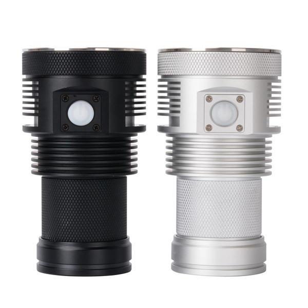 HaikeLite MT03 TA Devourer XHP70.2 P2 21000LM CW/NW High Power LED Flashlight