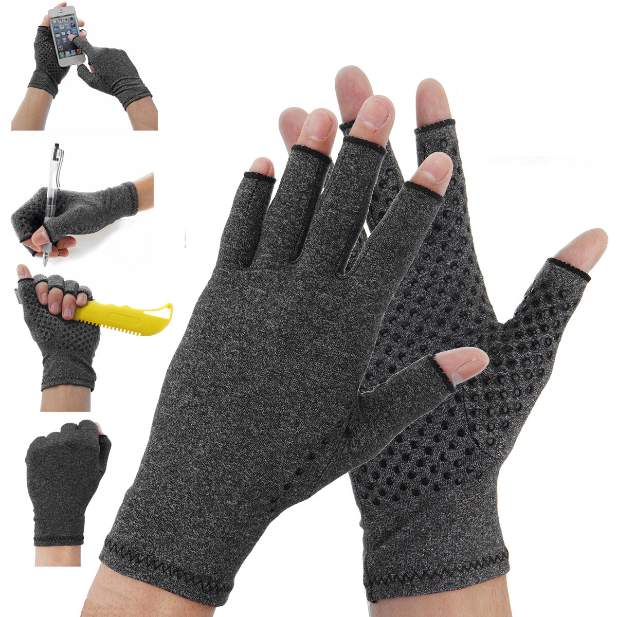 YLY Gloves Half Finger Outdoor Gloves For Fitness And Climbing