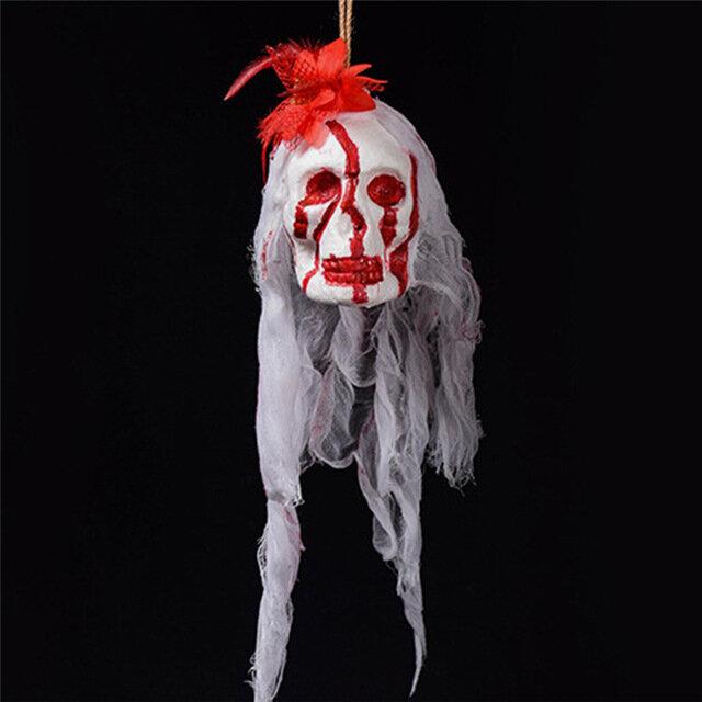 Halloween Decorations Horror Props Horrible Skeleton