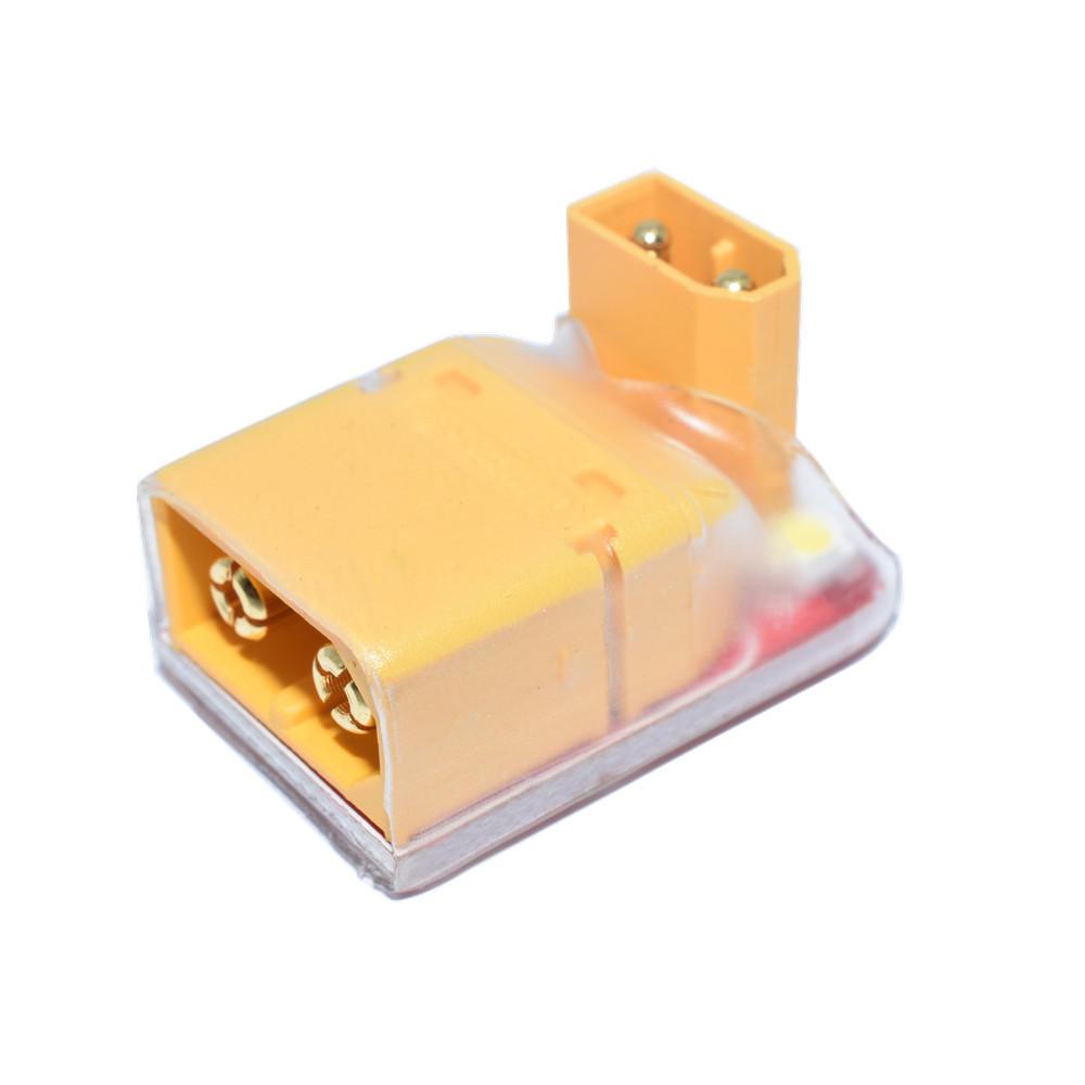 XT60 और XT30 प्लग आरसी ड्रोन एफपीवी रेसिंग के साथ लिपो बैटरी के लिए 0 वी लिपो किलर डिस्चार्जर