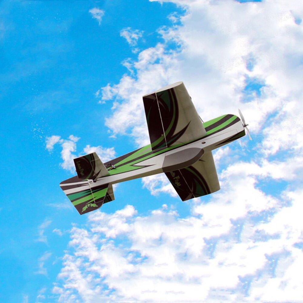 $ 51.09 Kupon Izin: BG3557 PP MX2-955MM 955mm Lebar Sayap 3D Aerobatic RC Airplane Kit