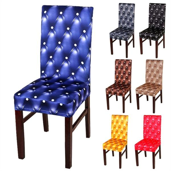 Wondrous Honana Wx 990 Elegant Spandex Elastic Stretch Chair Seat Covers For Party Weddings Decor Dining Room Chair Cover Short Links Chair Design For Home Short Linksinfo