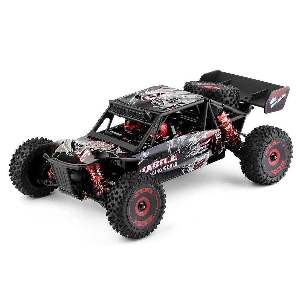 Auto RC Wltoys 124016 1/12 4WD 75km/h za $136.90 / ~533zł