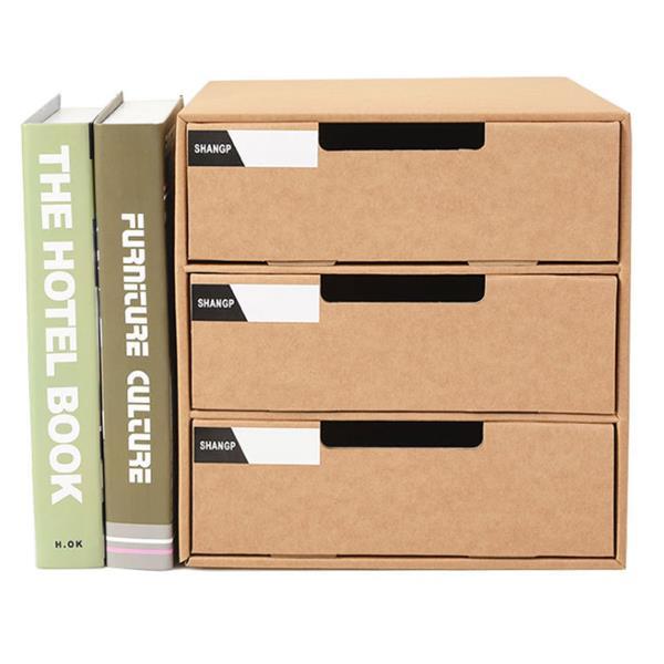 Box Student File Cabinet Storage