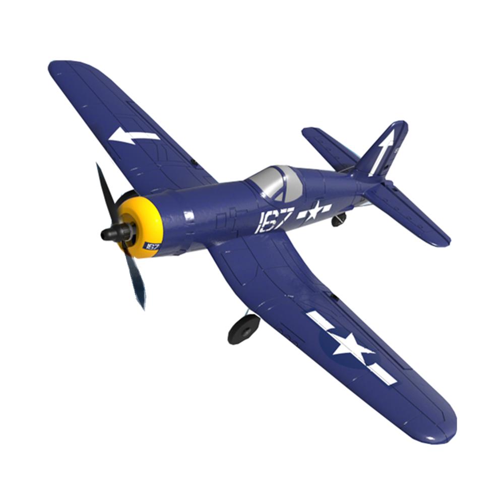 Banggood coupon: Eachine Mini F4U EPP 400mm Envergadura 2.4G 6-Axis Gyro One Key Return Aerobatic Indoor RC Air Trainer RC Asa fixa RTF p