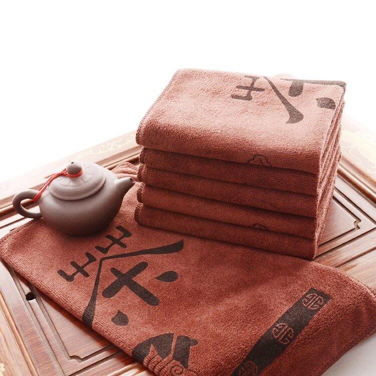 Superfine Fiber Tea Towel Super Water Absorption Tea Towel Kungfu Tea Accessaries фото