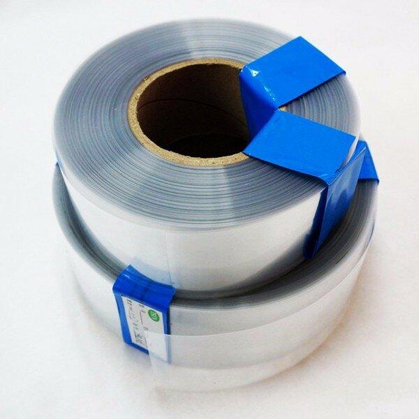 1m שקוף Lipo סוללה מארז PVC Heatshrinkable Tube דגם אביזרים מארז סוללה