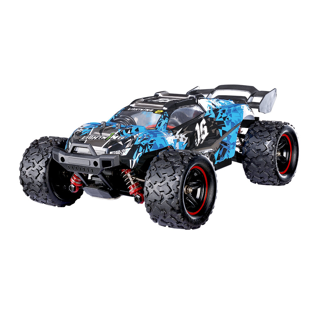 HS18421 18422 18423 1/18 Brushless RC Car With Several Batteries High Speed 60km/h Off-Road 2.4G 4WD 7.4V 1500mAh Full P