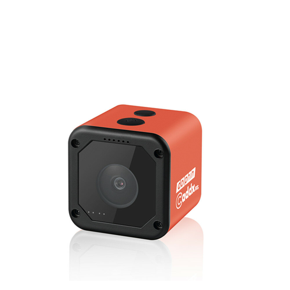 Caddx Dolphin Starlight 1080P DVR Car Dash Cam HD Recording Wifi 150 Degree Mini Action Sport Camera Internet Stream Cam