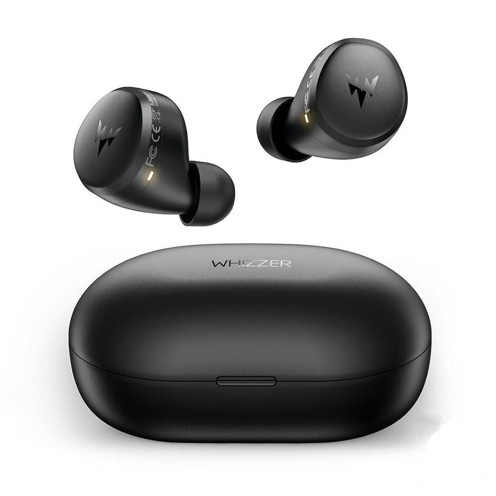Whizzer C3 TWS Wireless Earbuds bluetooth 5.0 Earphone QCC3020 APT AAC HiFi Stereo Touch Control Headset Headphone with
