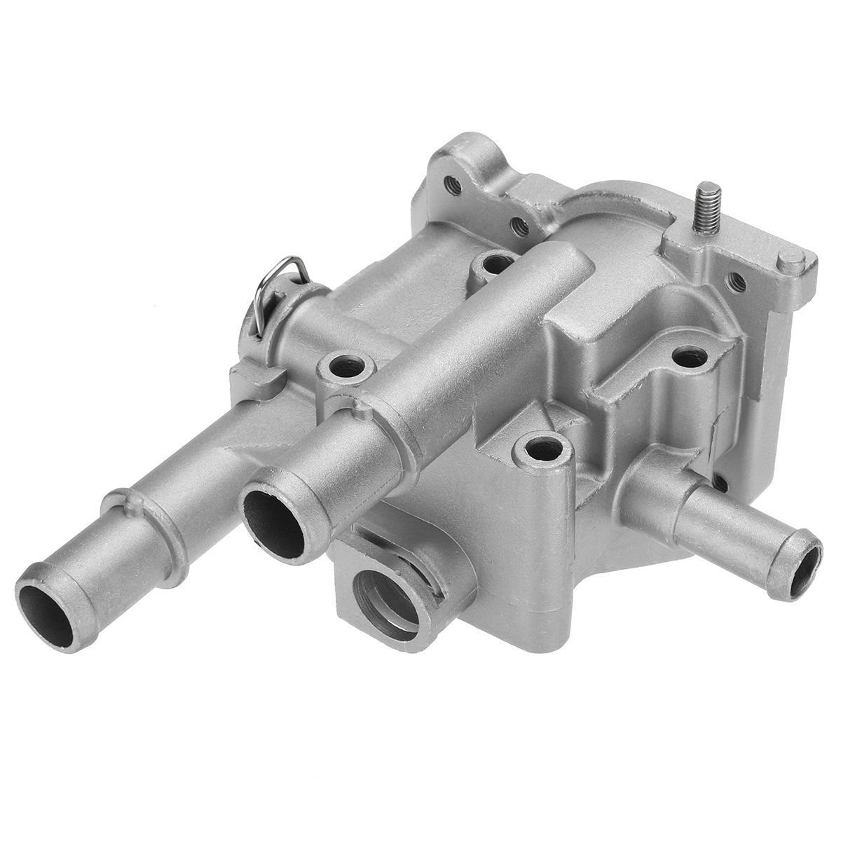 vauxhall engine coolant aluminum engine coolant thermostat with housing for chevrolet  aluminum engine coolant thermostat with