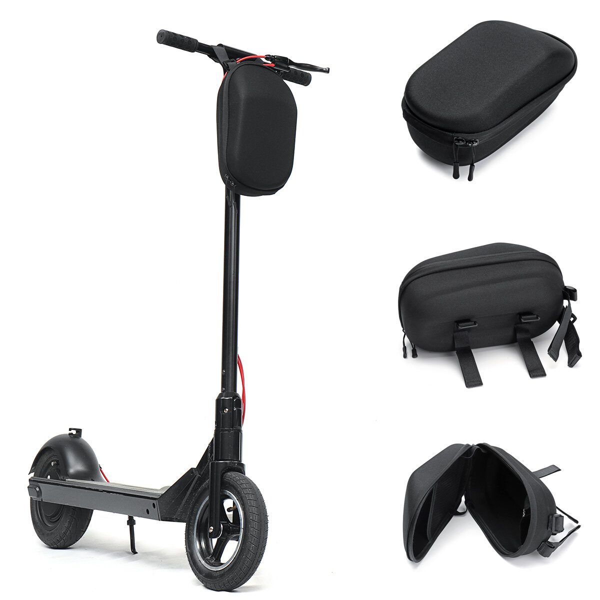 Universal Waterproof EVA Storage Bag Front Carrying Bag For Xiaomi M365 Electric Scooter