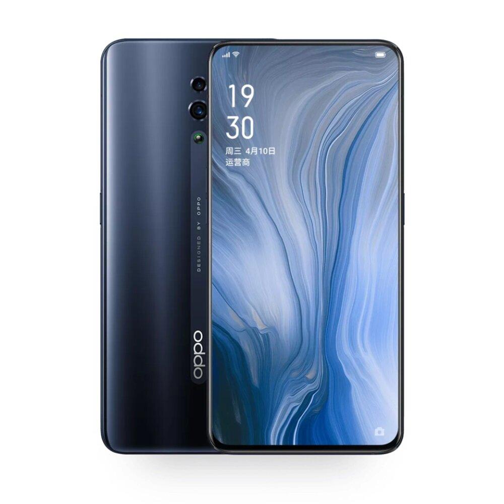 ओप्पो रेनो 10x ज़ूम 6.6 इंच FHD + AMOLED एनएफसी 4065mAh Android 9.0 8जीबी 256जीबी Snapdragon 855 ऑक्टा कोर 4G स्मार्टफोन