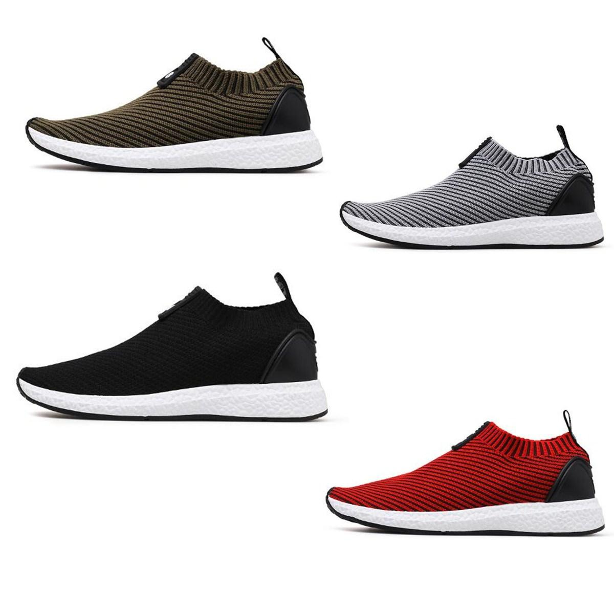 Men's Sneakers Running Fitness Gym Trainer Sports Shoes Casual Breathable Athletic Sneakers